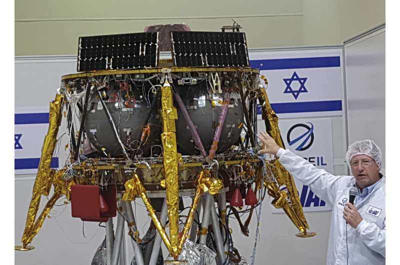 Israel's SpaceIL secures funds for new lunar mission