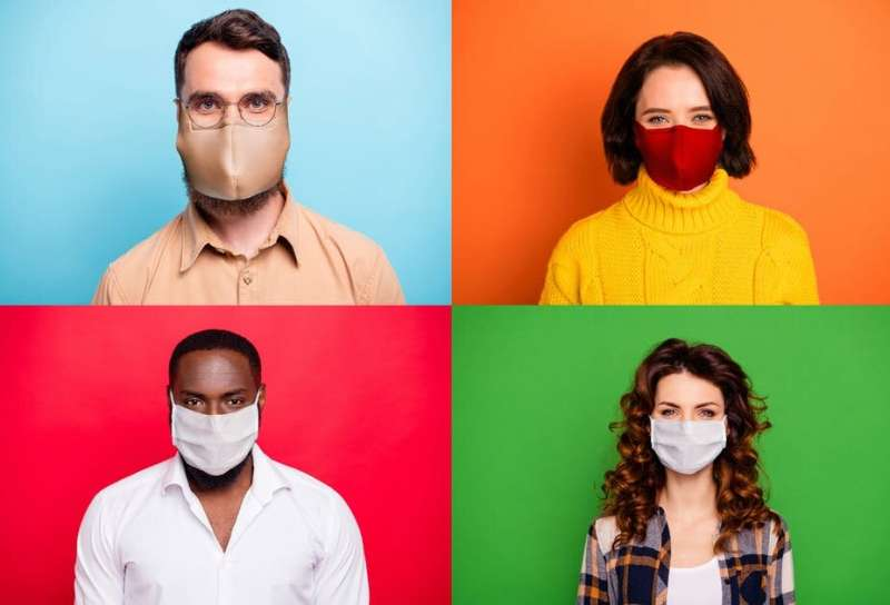 Is your mask effective against COVID-19? Three questions you should ask yourself