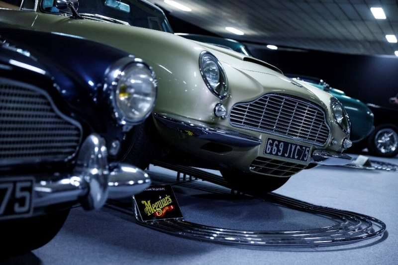 James Bond's favourite carmaker is 20-percent owned by Mercedes-Benz and there were suggestions production could have taken plac