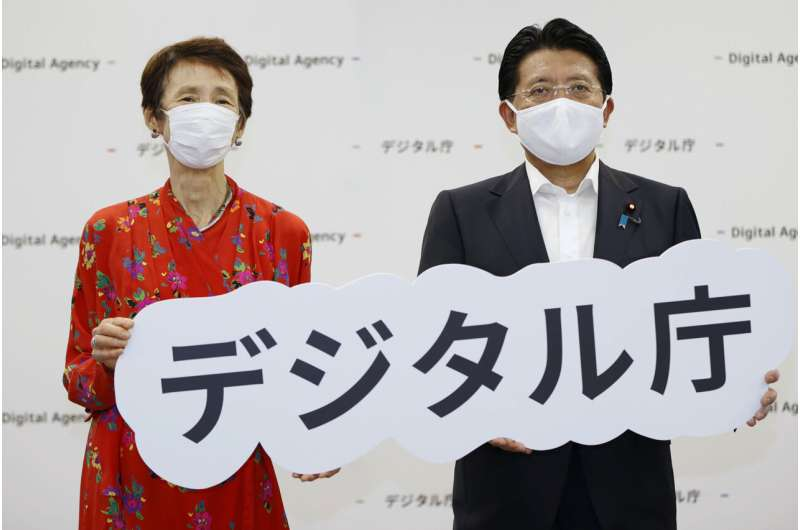 Japan opens Digital Agency to boost government technology