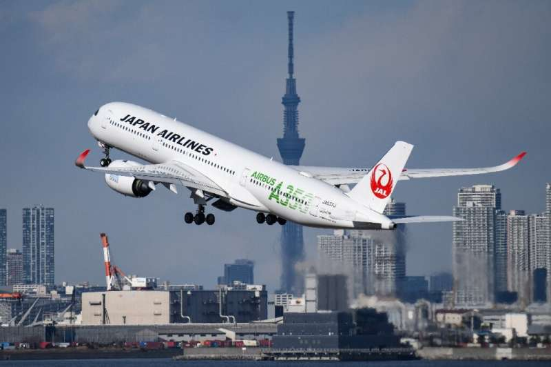 Japan Airlines said it now expected larger losses as the aviation industry struggles against the headwinds of the pandemic