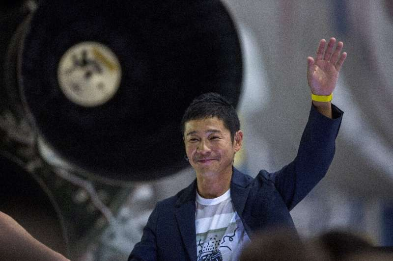 Japanese billionaire Yusaku Maezawa is due to take a trip around the Moon, presumably in 2023, aboard a Starship rocket that is