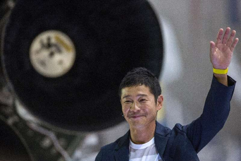 Japanese billionaire Yusaku Maezawa will become the first tourist to visit the International Space Station in more than a decade
