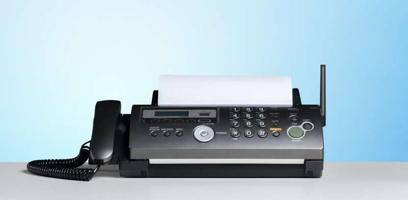 Japan's love affair with the fax machine –a strange relic of technological fantasies