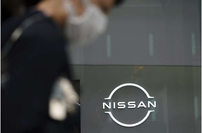 Japan's Nissan returns to profit, forecasts profit for year