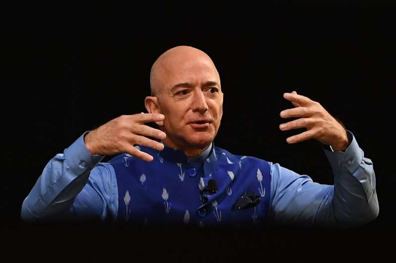 Jeff Bezos, 57, will leave behind the planet where he made his vast fortune for a few minutes on a spaceship built by the compan