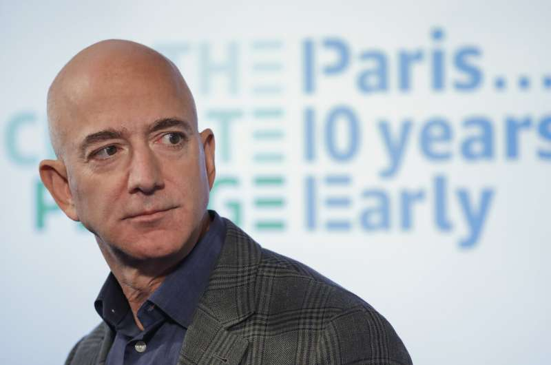 Jeff Bezos riding his own rocket in July, joining 1st crew