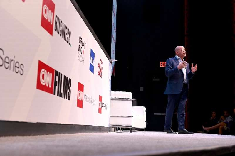 """Jeff Zucker, the head of CNN parent company WarnerMedia's news and sports division, described the new service as """"an import"""