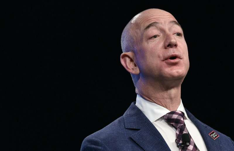 Jeff Bezos will remain involved in strategic decisions for Amazon as he gives up his role of chief executive to become executive