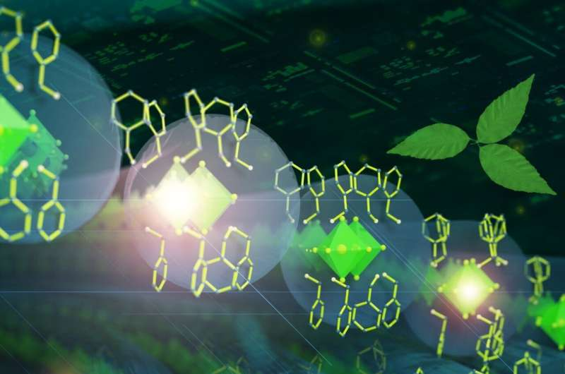 Just a few atoms thick: New functional materials developed