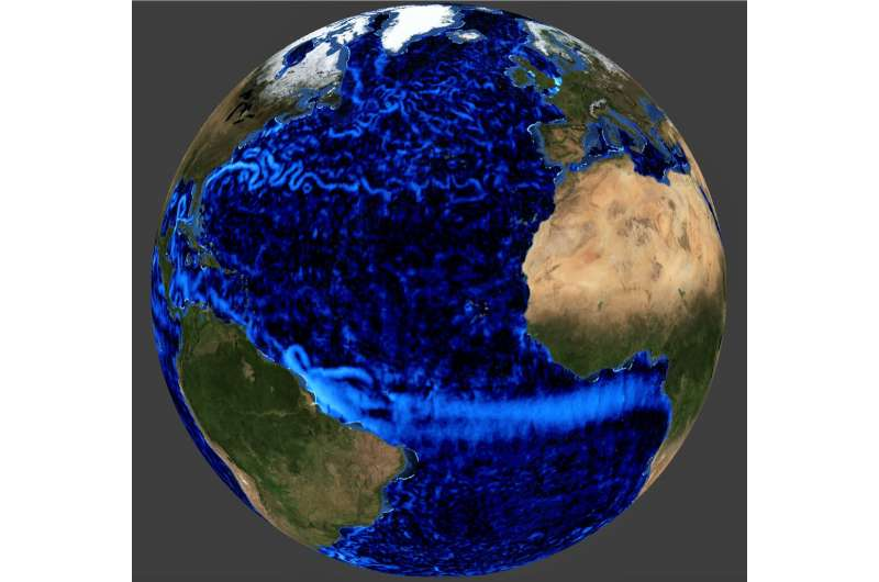 Keeping track of spacecraft as Earth's water alters its spin
