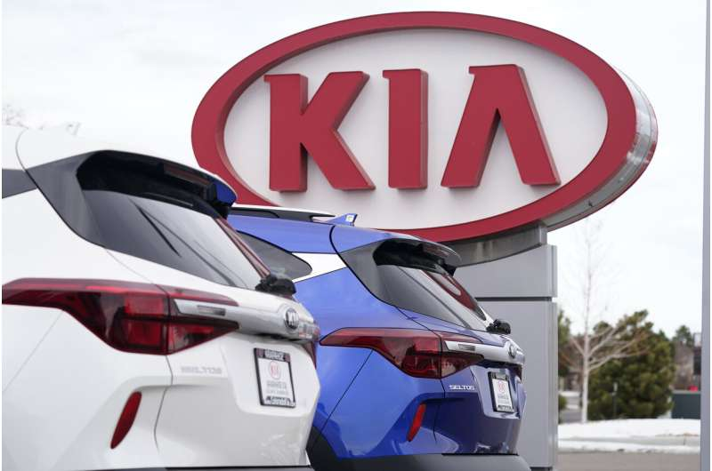 Kia and Hyundai recovering from days-long network outages
