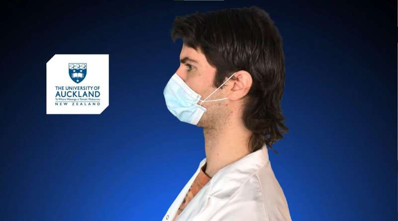 'Knot and tuck' masks for better COVID protection