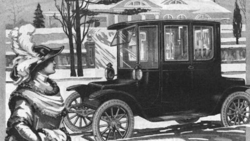 Lack of power grids sealed fate for early electric cars