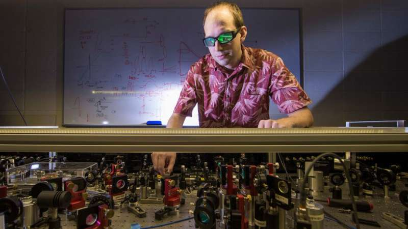 Laser research to boost deep space missions