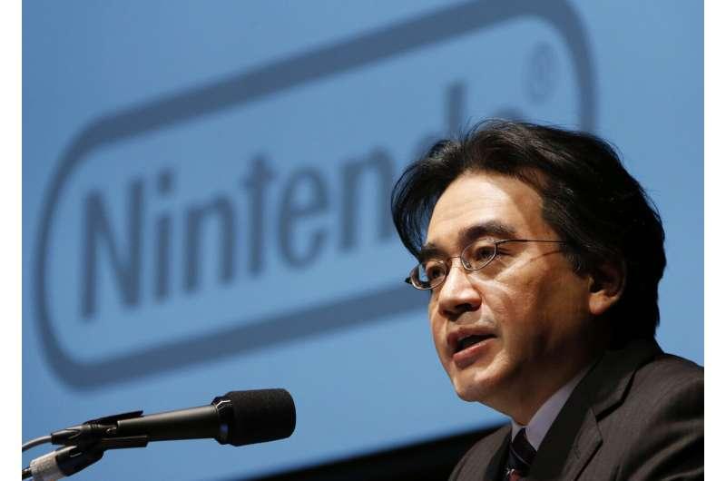 Buku almarhum presiden menguraikan visi untuk Nintendo Jepang