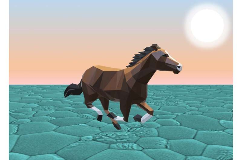 Lead halide perovskites -- a horse of a different color