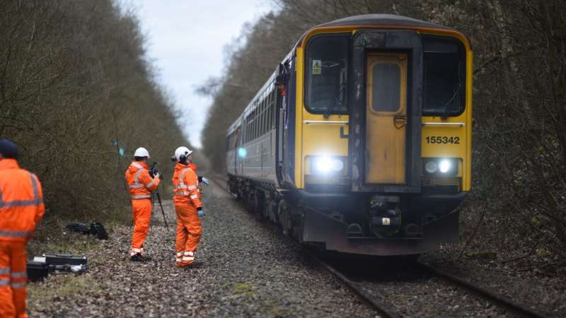 Leaf-busting tech could end rail delays caused by leaves on the line