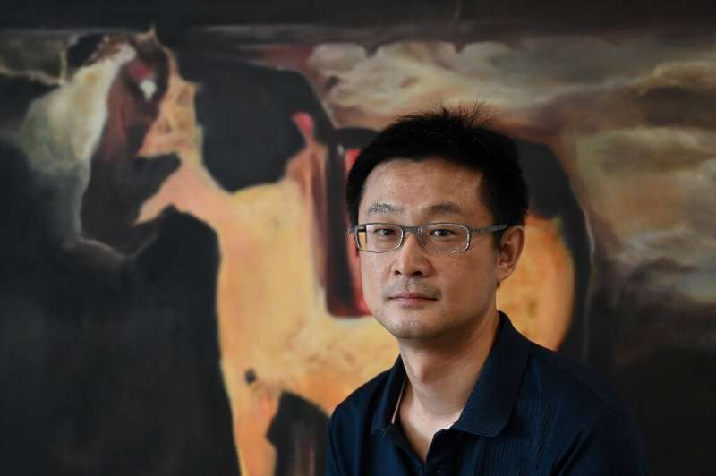 Li Di says the platform's peak user hours—11pm to 1am—point to an aching need for companionship