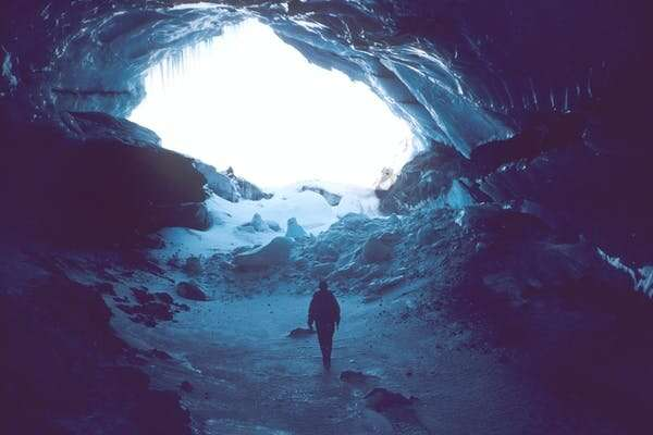 Life in the deep freeze – the revolution that changed our view of glaciers forever