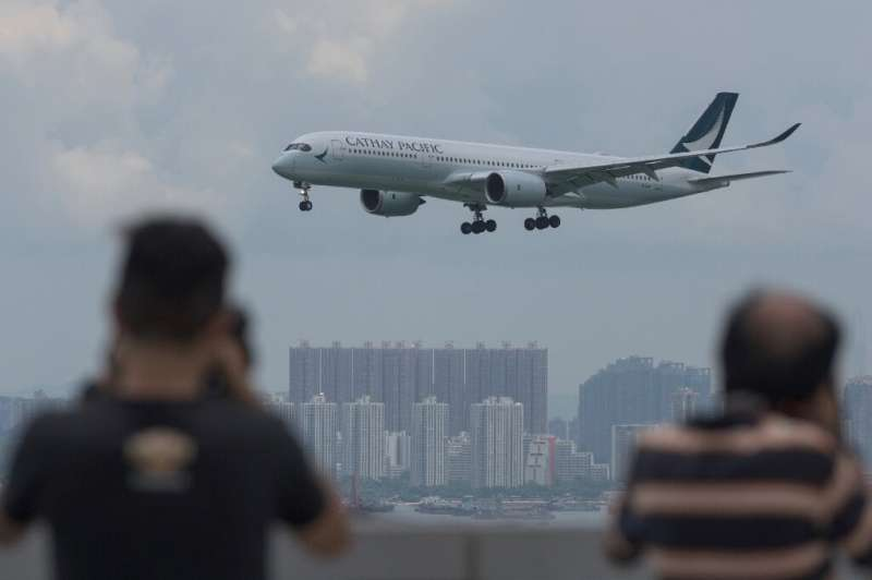 Like all major airlines, Cathay Pacific has seen its business evaporate during the coronavirus pandemic