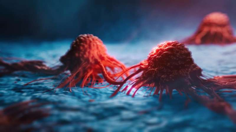 Link between driver of ovarian cancer and metabolism opens up new therapeutic strategies