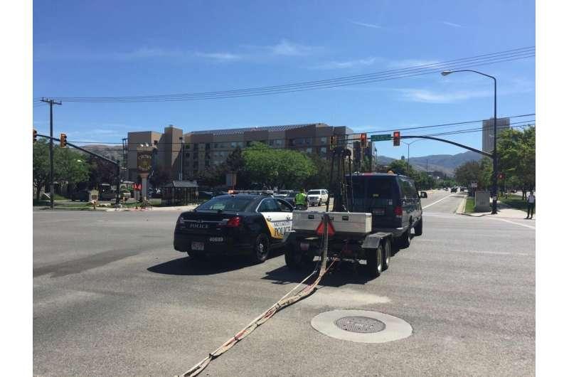 Linked faults under Salt Lake City may elevate risk of building damage