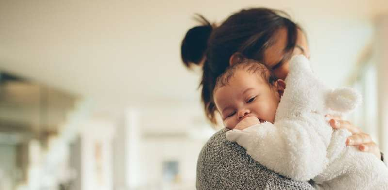 Lockdown study finds undiagnosed mental health crisis among new mothers