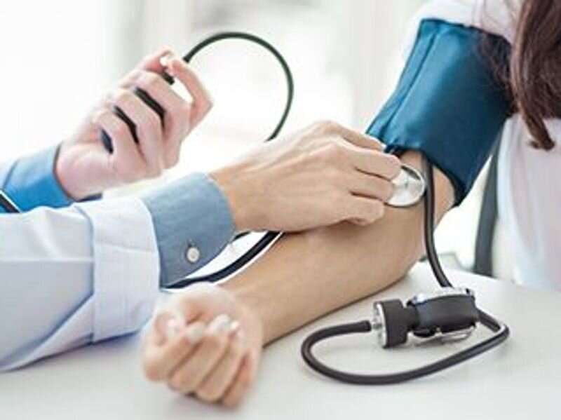 Longitudinal study tracks high blood pressure, stroke risk
