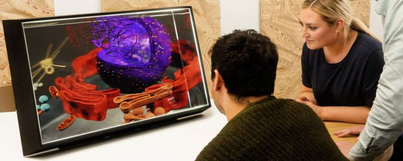 Looking Glass announces second-generation holographic displays
