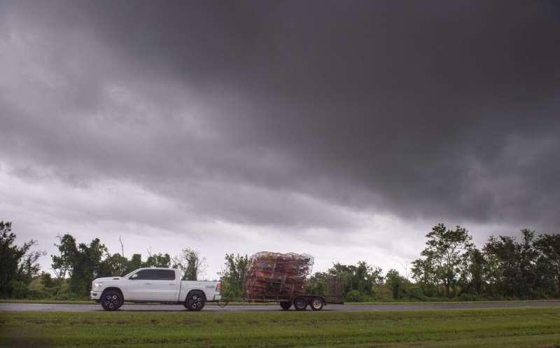 Louisiana braces for 'life-altering' Hurricane Ida
