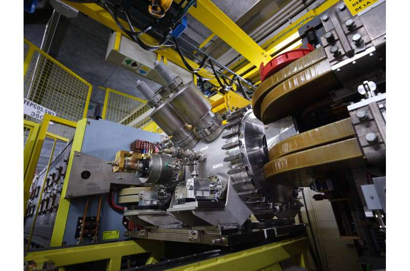 LS2 report: CERN's oldest accelerator awakens