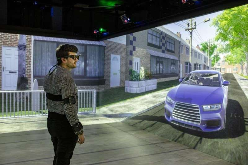 Making self-driving cars human-friendly