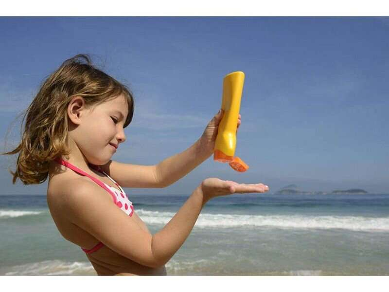Many americans confused about sunscreens: poll