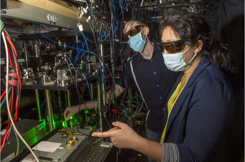 Mapping the quantum frontier, one layer at a time
