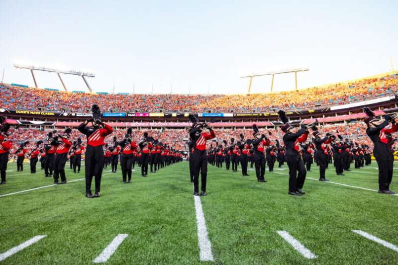 Marching band kids at risk from heat illness