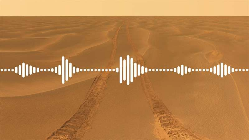 Mars 2020 Perseverance rover to capture sounds from the red planet