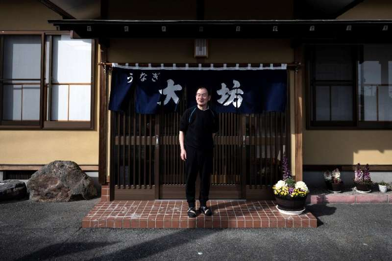 Masakazu Daibo returned to his hometown in Fukushima just last year to reopen a restaurant established by his grandfather