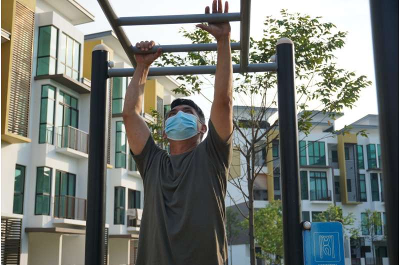 mask exercise