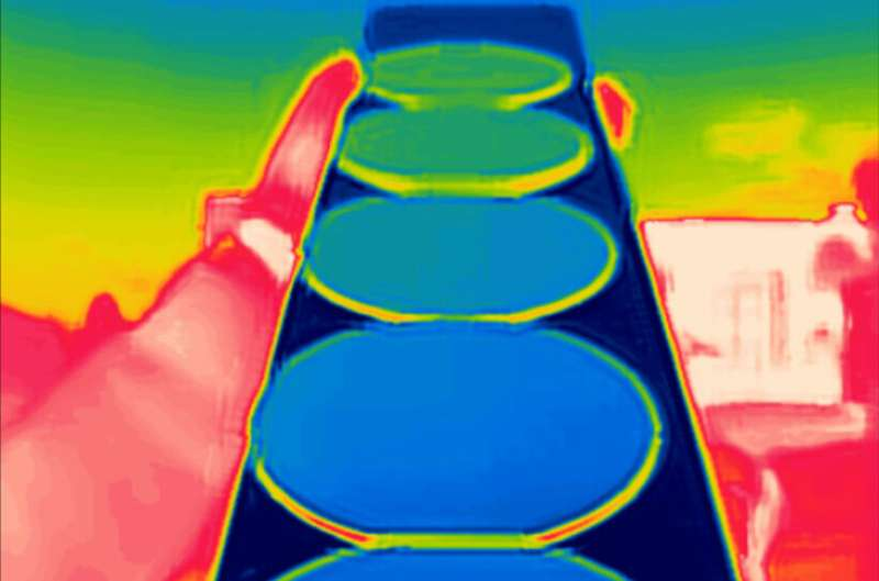 Material scientists find new angle toward better heat transfer