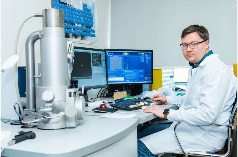 Material from Russia will triple the capacity of lithium-ion batteries