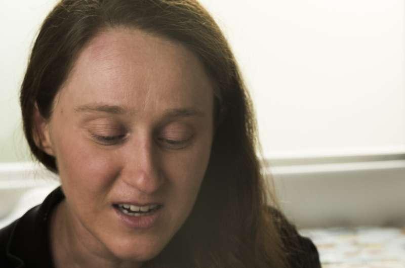 Maternal voice reduces pain in premature babies