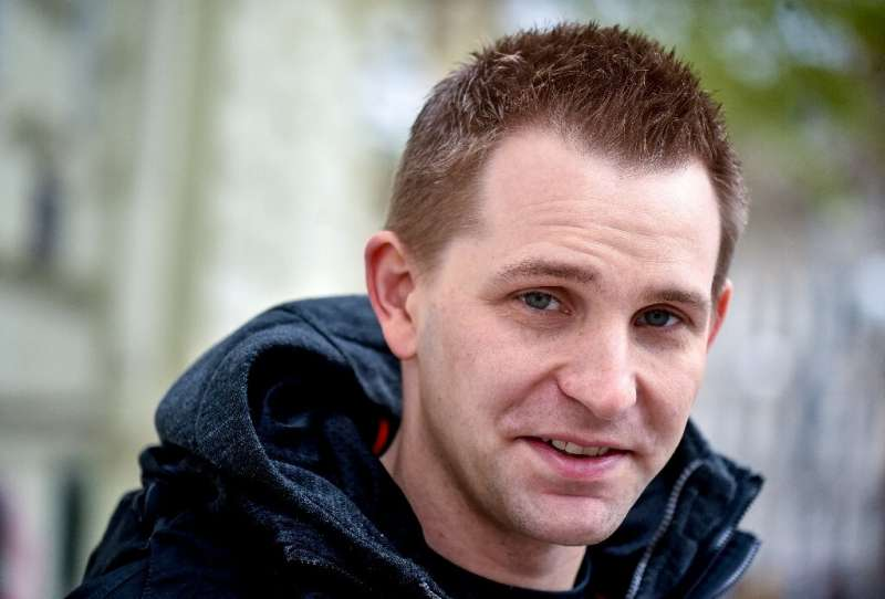 Max Schrems, Austrian online privacy activist, says he and his group NYOB are doing what publicly funded IT watchdogs should be