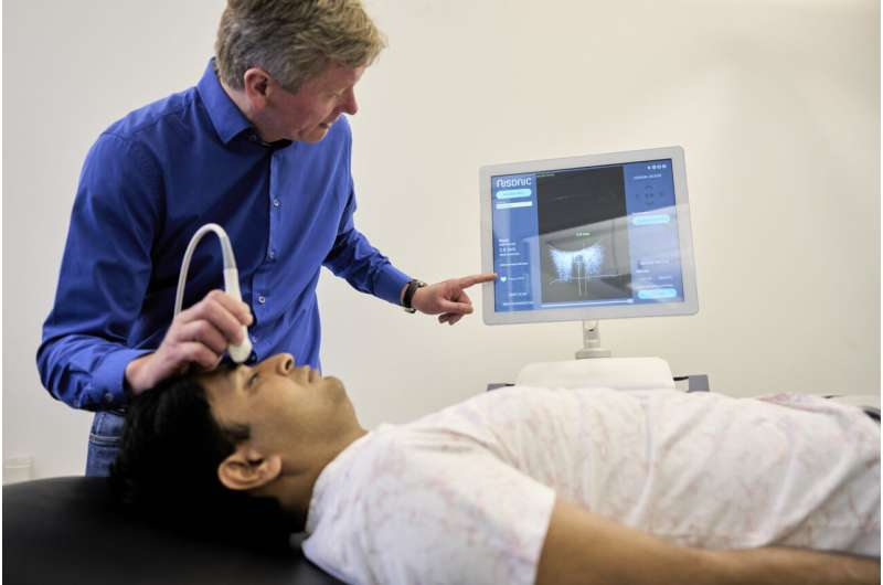 Measuring brain pressure can become big business