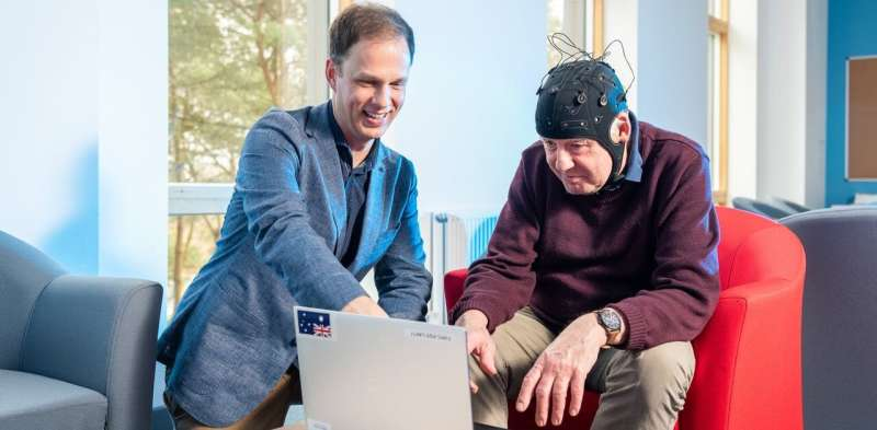 Measuring brain waves could diagnose dementia early - new study
