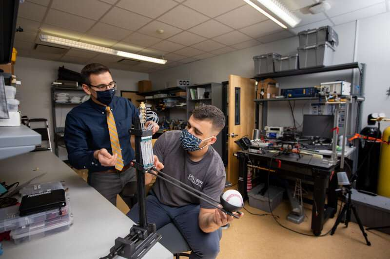 Les ingénieurs en mécanique développent une nouvelle technologie de muscle artificiel haute performance