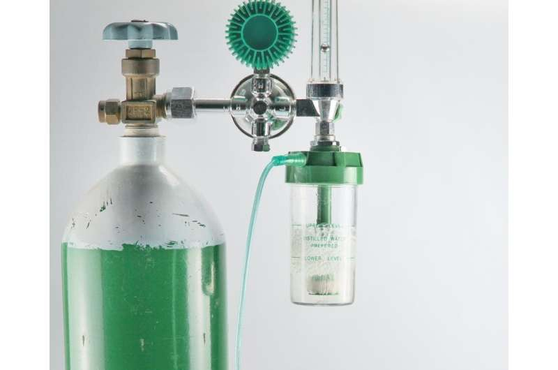 Medical oxygen should not be a luxury – we're trying to develop a cheaper way to produce it