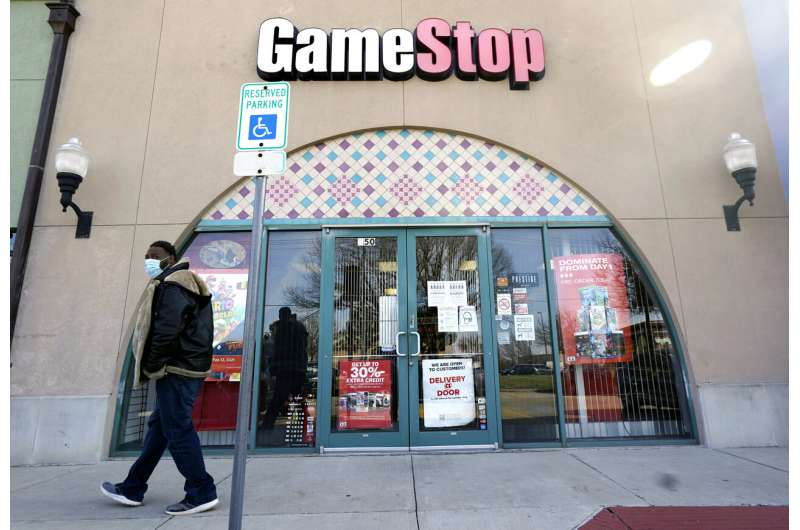 Meme fav GameStop jumps again as retailer eyes digital shift