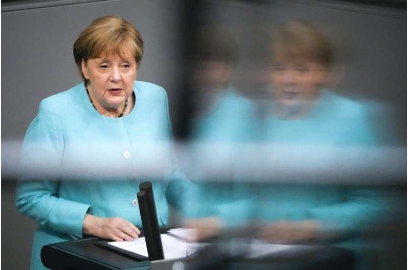 Merkel: Europe 'on thin ice' amid delta virus variant rise
