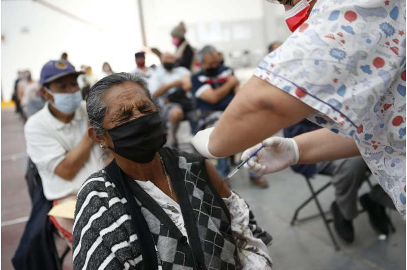 Mexico's vaccine campaign faces problems, successes